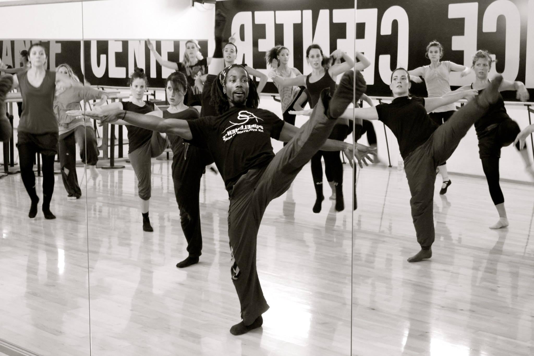 DANCE! mit EDDIE